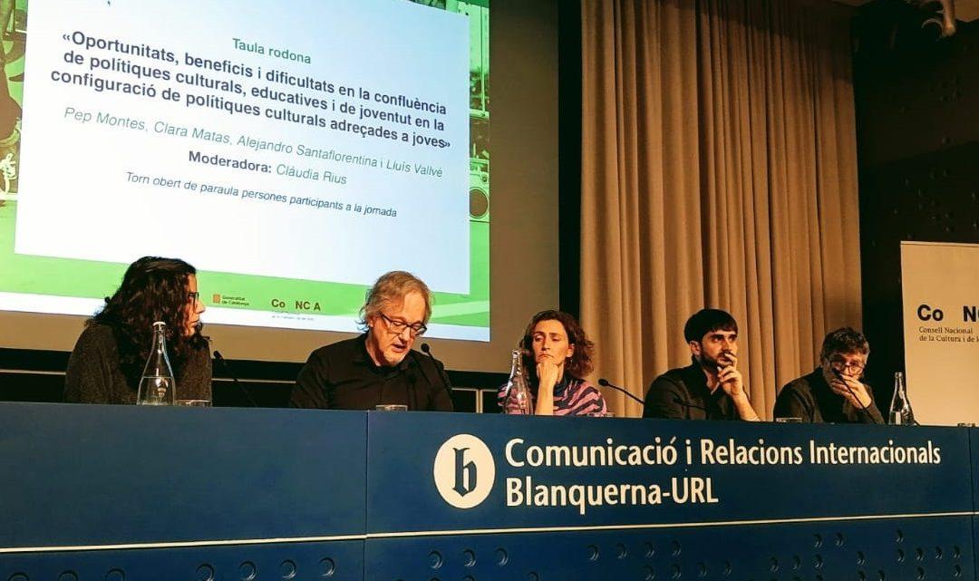 Estudi i criteris sobre la participació cultural dels joves